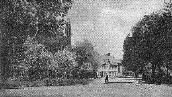 Hotel Harzer Hof 1952