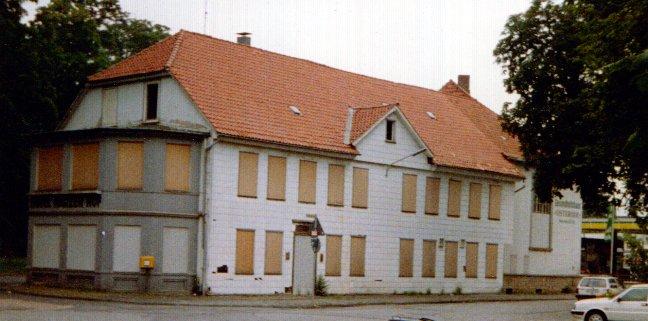 Unterkunft im Harz 1988