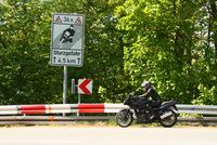 Motorrad fahren im Harz