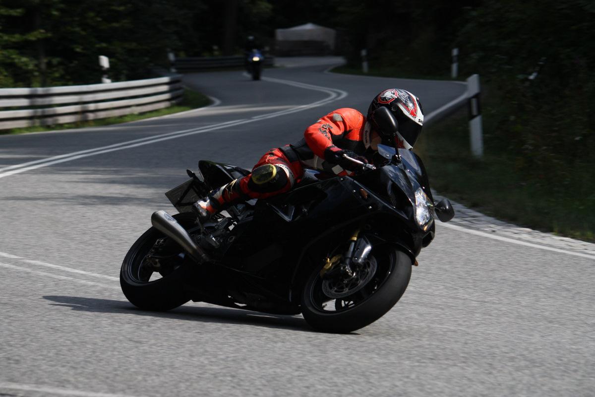 Motorradtour in den Harz