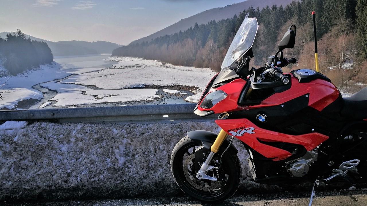 motorradtour harz