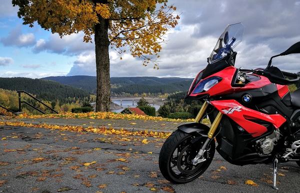 Herbsttour Motorrad